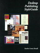 Desktop Publishing Style Guide