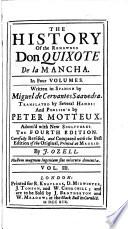 The History of the Renowned Don Quixote de la Mancha 3
