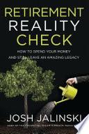 Retirement Reality Check