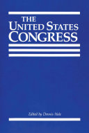 Pdf The United States Congress [proceedings of the symposium]