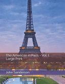 The American in Paris   Vol  I