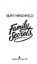 Pdf Family Secrets