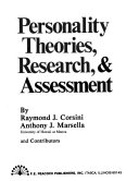 Personality Theories Research Assessment Book