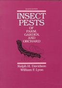 Insect Pests of Farm  Garden  and Orchard