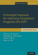 Prolonged Exposure for Intensive Outpatient Programs (PE-IOP)