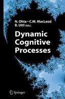 Pdf Dynamic Cognitive Processes Telecharger