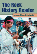 """The Rock History Reader"" by Theo Cateforis"