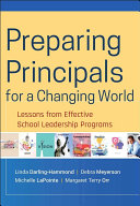 Preparing Principals for a Changing World