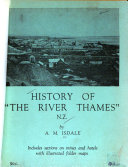 History of  the River Thames  N S