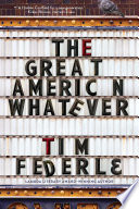 The Great American Whatever Tim Federle Cover