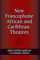 Pdf New Francophone African and Caribbean Theatres Telecharger
