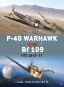 P 40 Warhawk vs Bf 109