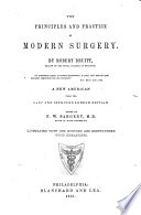 The Principles And Practice Of Modern Surgery Book PDF