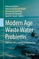 Modern Age Waste Water Problems