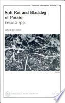 Soft Rot And Blackleg Of Potato Book PDF