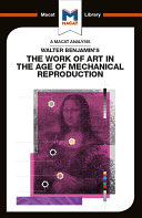 Pdf Walter Benjamin's The Work Of Art in the Age of Mechanical Reproduction