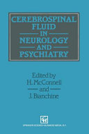 Cerebrospinal Fluid in Neurology and Psychiatry