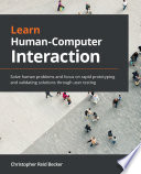Learn Human-Computer Interaction
