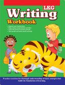 LKG Writing Workbook