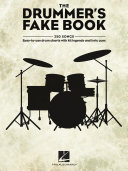 Pdf The Drummer's Fake Book Telecharger