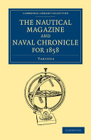 The Nautical Magazine and Naval Chronicle for 1858