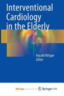 Interventional Cardiology In The Elderly Book PDF