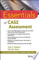 Essentials Of Cas2 Assessment Book PDF
