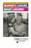 Women s Leisure  What Leisure