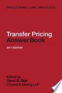 Transfer Pricing Answer  , Bücher 2016