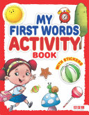 My First Words Activity Book