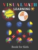 Visual Math Learning Book for Kids Book