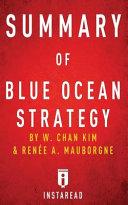 Summary of Blue Ocean Strategy Book PDF