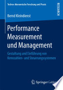 Performance Measurement und Management