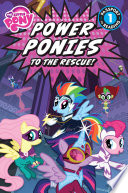 My Little Pony  Power Ponies to the Rescue