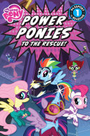 My Little Pony  Power Ponies to the Rescue  Book