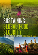 Sustaining Global Food Security Book PDF