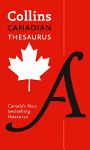 Collins Canadian Thesaurus