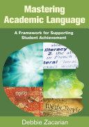 Mastering Academic Language Pdf/ePub eBook