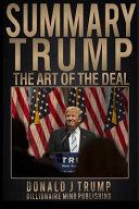 Summary  Trump Book