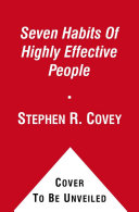 The Seven Habits of Highly Effective People Book