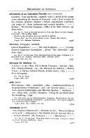 Bibliography of Australia  1851 1900  A G