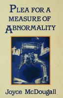 Plea For A Measure Of Abnormality