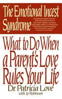 The Emotional Incest Syndrome [Pdf/ePub] eBook