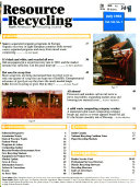 Resource Recycling