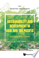 Sustainability and Development in Asia and the Pacific