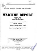 Wartime Report