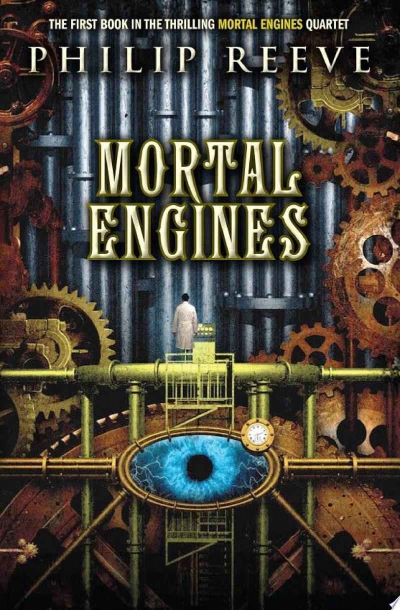 Mortal Engines (Mortal Engines, Book 1) image
