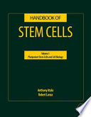 Handbook of Stem Cells