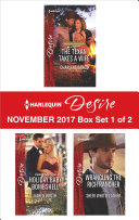 Harlequin Desire November 2017 - Box Set 1 of 2