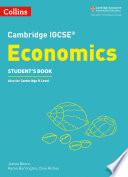 Cambridge IGCSETM Economics Student's Book (Collins Cambridge IGCSETM)